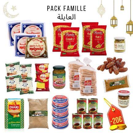 Ramadan Ayshek Pack Famille